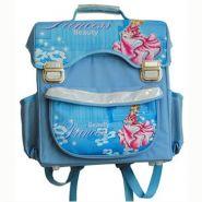 Ранец Princess голубой Апплика (арт. С1357-01)