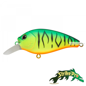 Воблер Strike Pro Crankee Diver JL-038F 60 мм / 10 гр / Заглубление: 0,7 - 1,2 м / цвет: GC01S