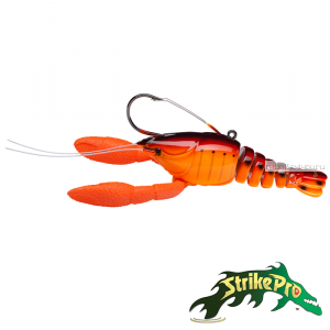 Воблер Strike Pro Flex Crawfish EG-113 100 мм / 55,4 гр / цвет: 279F