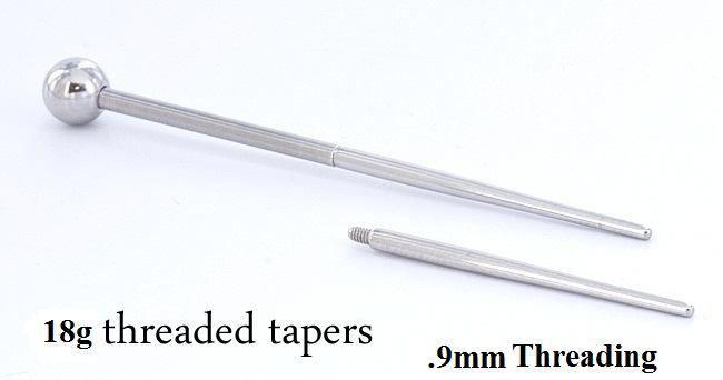 Резьбовой тапер 18G