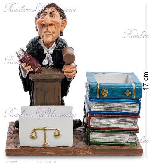 """Подставка для ручек и визиток юрист """"W.Stratford"""""""