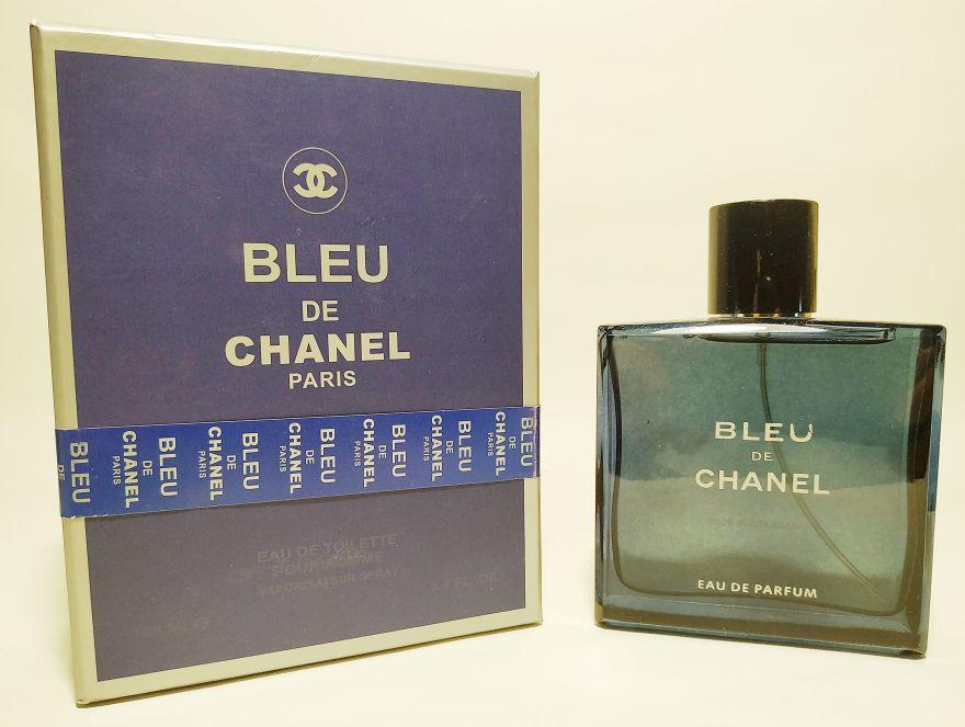 Chanel Bleu de Chanel 100ml - подарочная упаковка