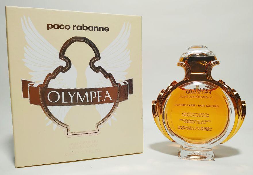 Paco Rabanne Olympea 80 мл - подарочная упаковка