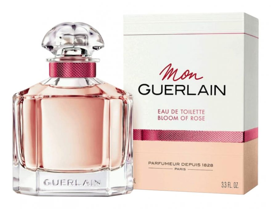 Туалетная вода Guerlain Mon Guerlain Bloom Of Rose 100 ml