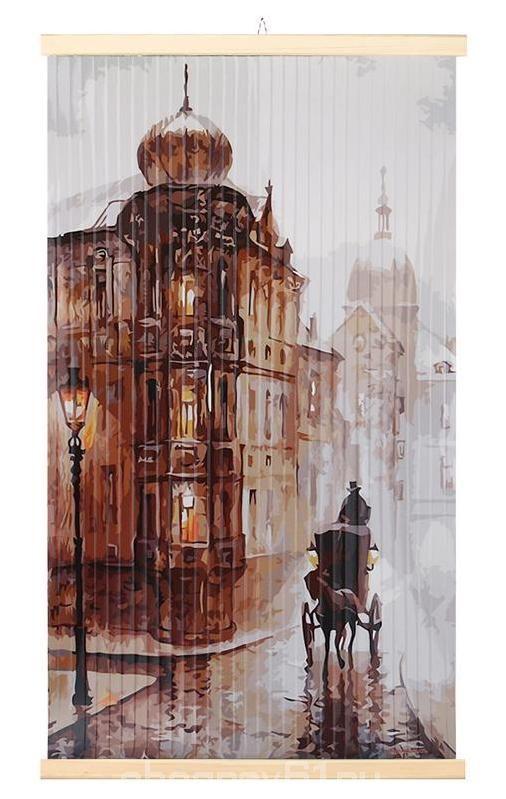 Картина обогреватель на стену СТАРАЯ ПРАГА 400Вт