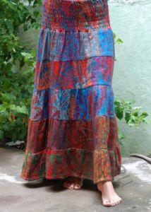Длинная теплая юбка (СПб)
