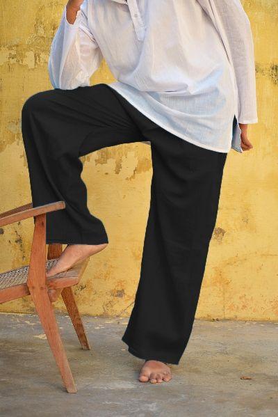 LONG Прямые штаны из плотного хлопка (СПб)