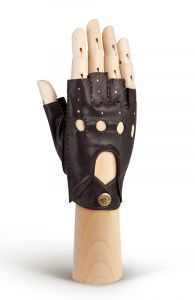 Летние мужские перчатки Eleganzza
