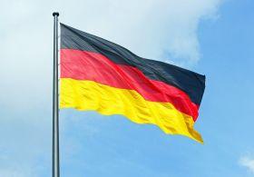 Флаг Германии государственный 90х150 см