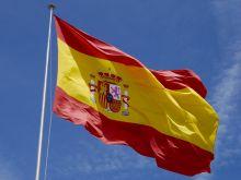 Флаг Испании государственный 90х150 см