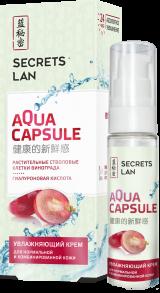 Agua capsule Увлажн. крем д/лица для норм. и комбинир. кожи, 30 мл.