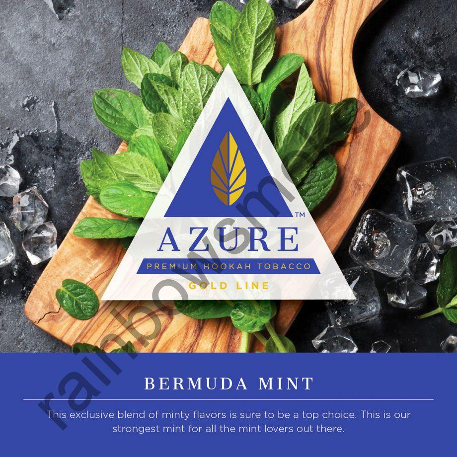 Azure Gold 50 гр - Bermuda Mint (Перечная Мята)