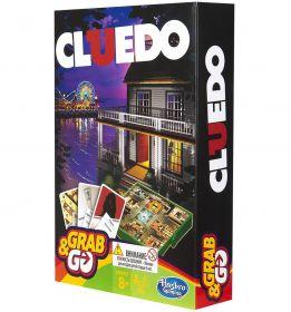 Настольная игра Cluedo (Клуэдо) дорожная версия