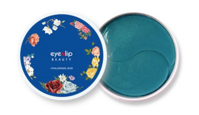 EYENLIP Патчи для глаз гидрогелевые  HYALURONIC ACID HYDROGEL EYE PATCH 84гр/60шт