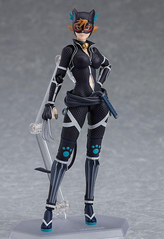 Figma Catwoman Ninja Ver.