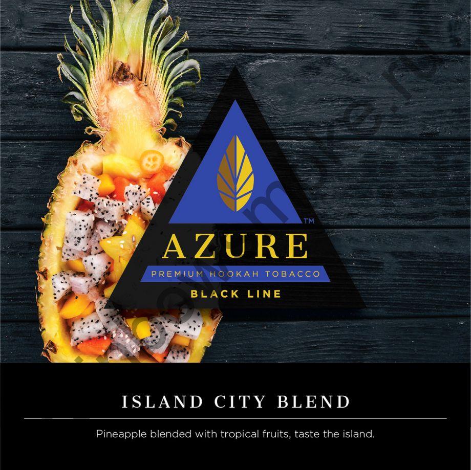 Azure Black 50 гр - Island City Blend (Островная Смесь)