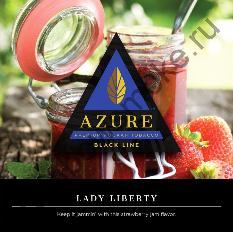 Azure Black 50 гр - Lady Liberty (Леди Свобода)