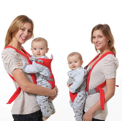 Рюкзак-кенгуру для детей от 3 до 16 месяцев