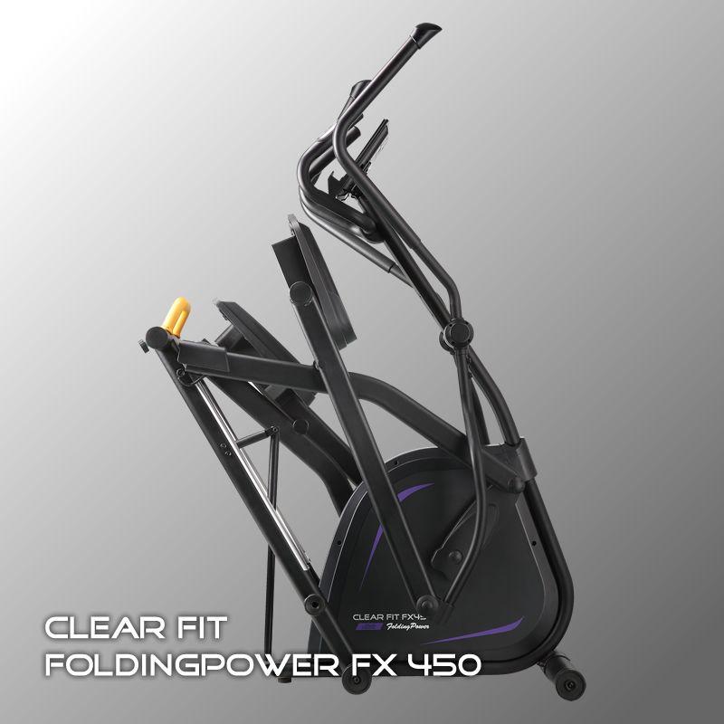 Clear Fit FoldingPower FX 450