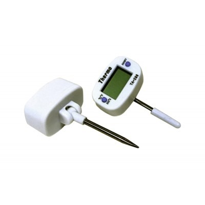 Термометр цифровой поворотный ТА-288 короткий (4 см)