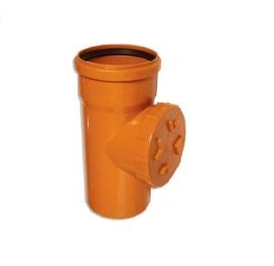 Ревизия ПВХ для наружной канализации 110