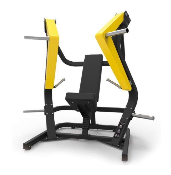 Широкий жим от груди Grome fitness GF-710