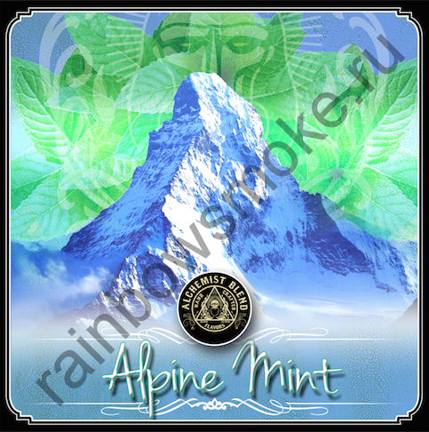 Alchemist Original Formula 100 гр - Alpine Mint (Альпийская Мята)