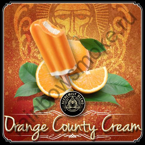 Alchemist Original Formula 100 гр - Orange County Cream (Апельсиновое Мороженое)