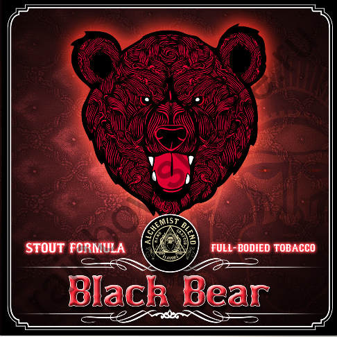 Alchemist Stout Formula 100 гр - Black Bear (Черный Медведь)