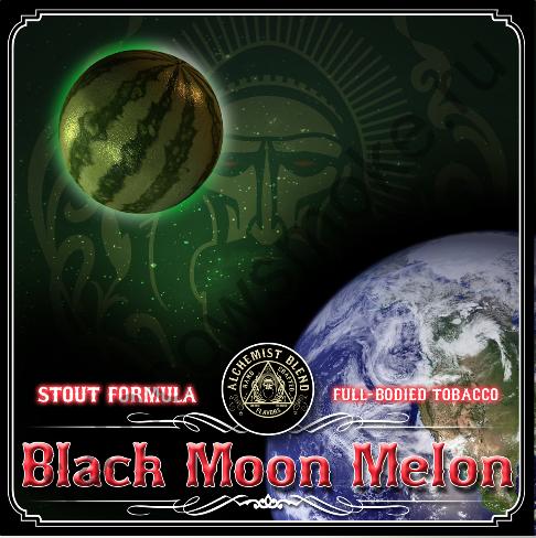 Alchemist Stout Formula 100 гр - Black Moon Melon (Черная Лунная Дыня)