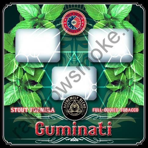 Alchemist Stout Formula 100 гр - Gumaniti (Гуманити)