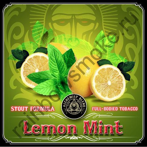 Alchemist Stout Formula 100 гр - Lemon Mint (Лимон Мята)