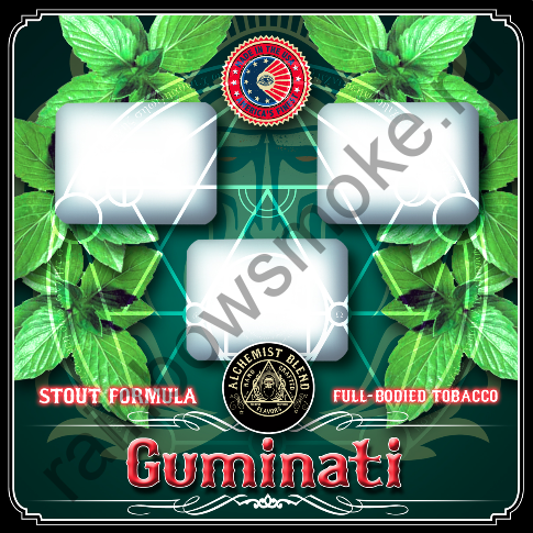 Alchemist Stout Formula 350 гр - Gumaniti (Гуманити)