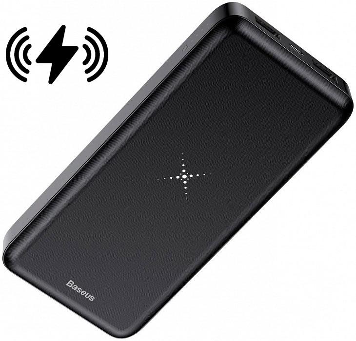 Портативное зарядное устройство Baseus M36 6000 mAh