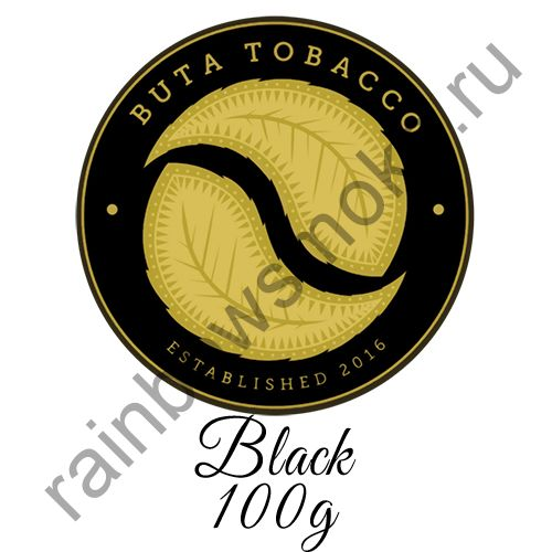 Buta Black 100 гр - Ice Peach (Ледяной Персик)