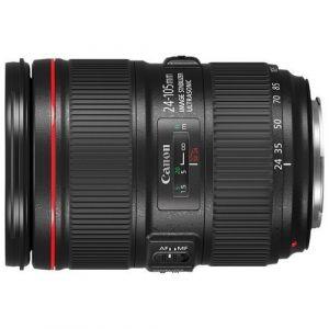 Объективы. Canon EF 24-105mm f/4.0L IS II USM