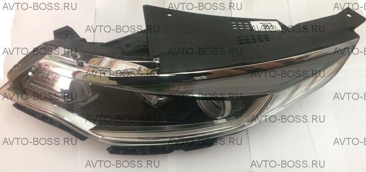 Фара левая 92101D4150 на а/м KIA Optima IV с 2015 г, ОЕМ-номер: 92101D4150.