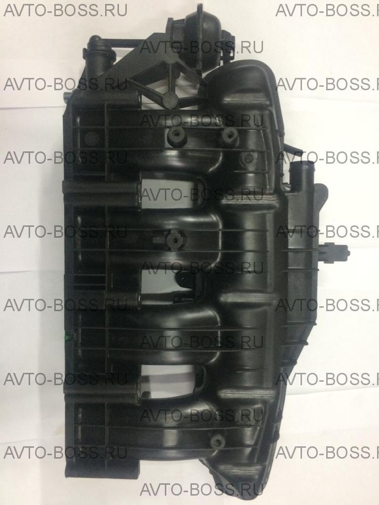 Коллектор впускной 06J198211D на а/м AUDI/ SEAT/ SKODA/ VOLKSWAGEN, ОЕМ номер- 06J198211D, двигатель 1,8L BZB, CDAA, BYT.