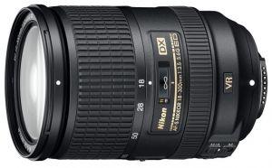Объектив Nikon 18-300mm f/3.5-5.6G ED AF-S VR DX