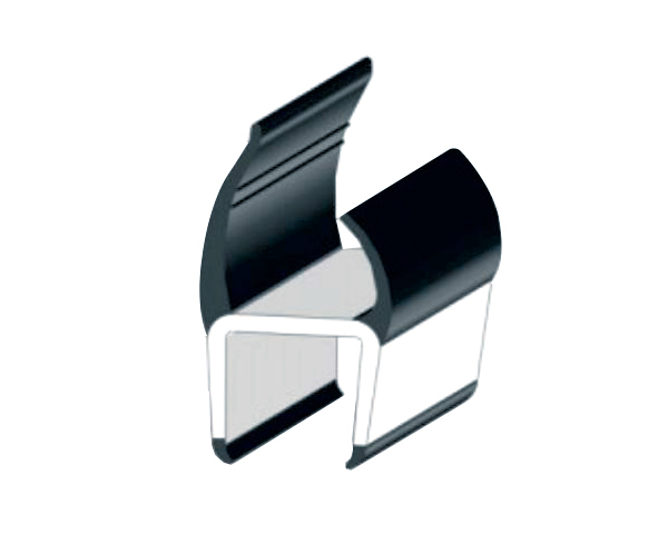 Уплотнитель резинопластиковый 21 мм - 5 м (Арт.: 183221)