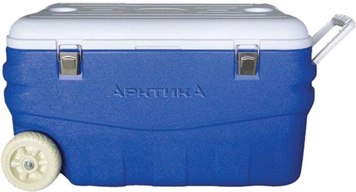 Изотермический контейнер АРКТИКА 80л синий