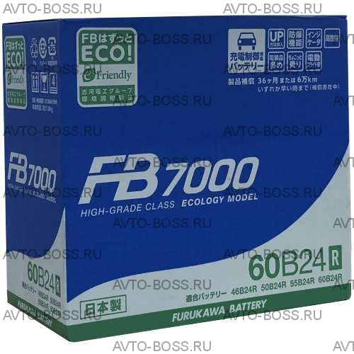 Аккумулятор FB 7000 12В 48Ah 470A (238x129x227) (+ -) (B00) 60B24R