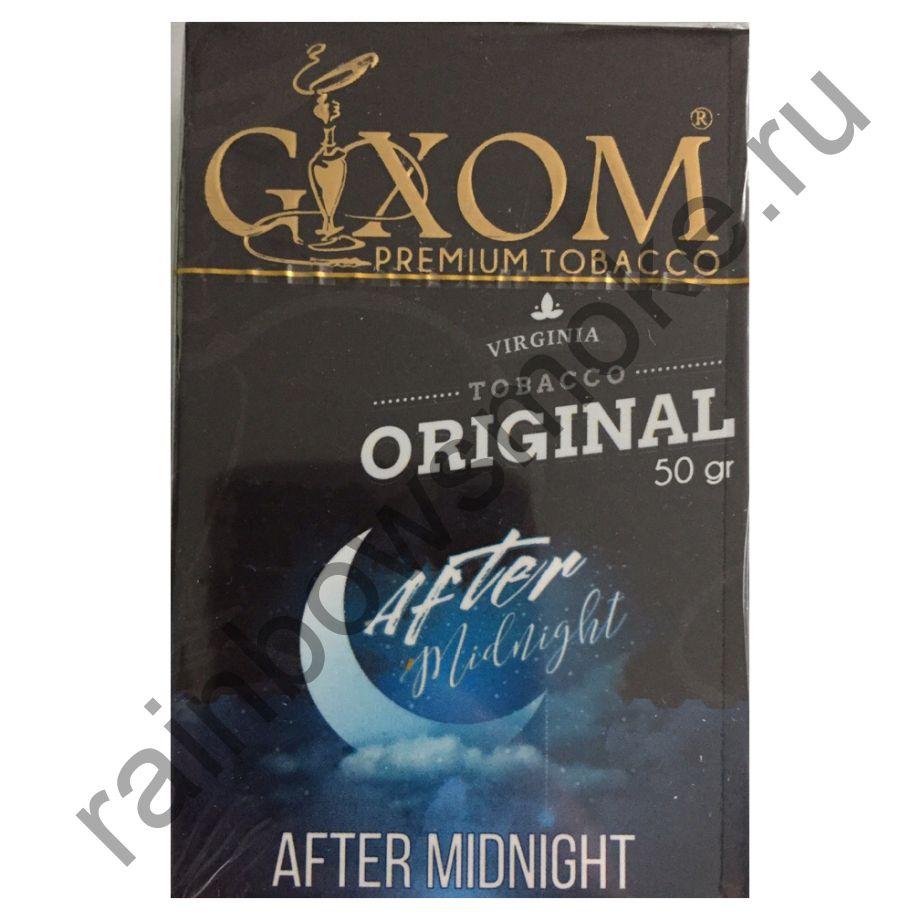 Gixom Original series 50 гр - After Midnight (После Полуночи)