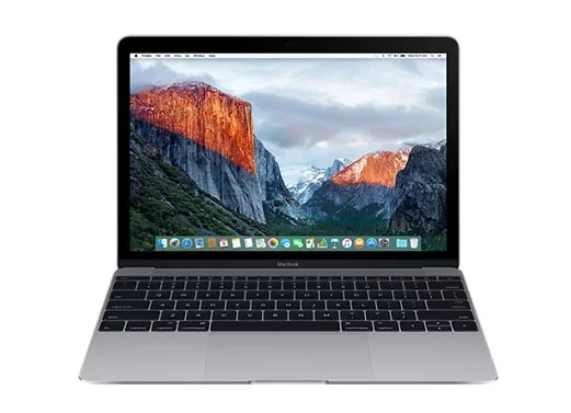 "Apple MacBook 12"" Mid 2017 256Gb Space Gray (MNYF2)"