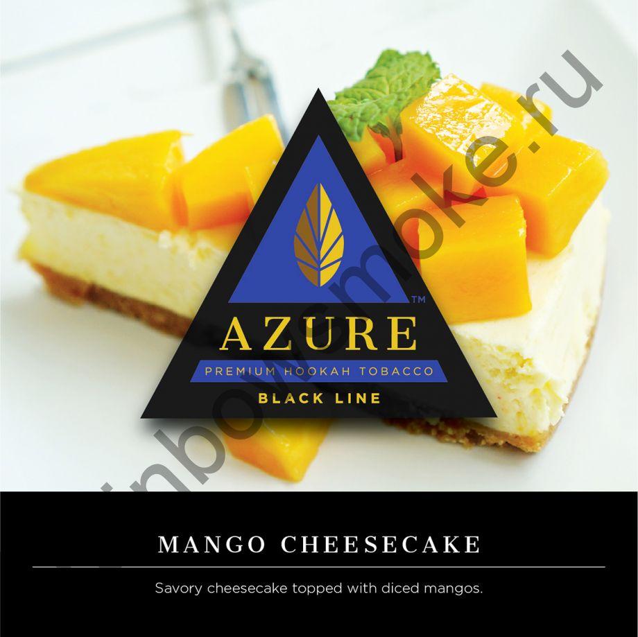 Azure Black 50 гр - Mango Cheesecake (Манговый Чизкейк)