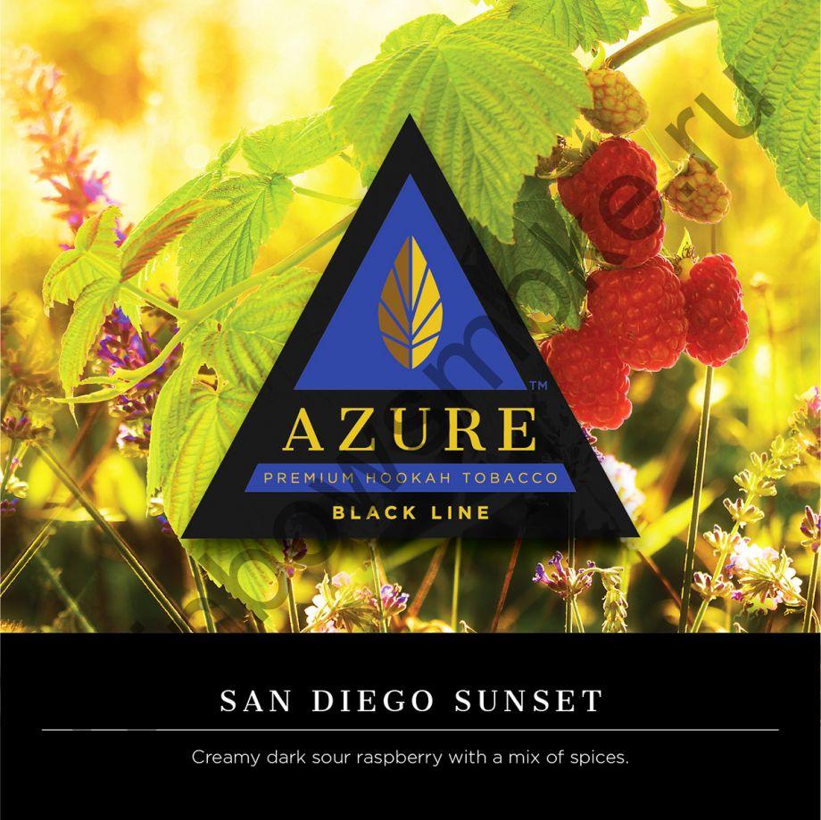 Azure Black 50 гр - San Diego Sunset (Рассвет Сан-Диего)