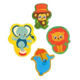 Набор игрушек для ванны «Цирк»