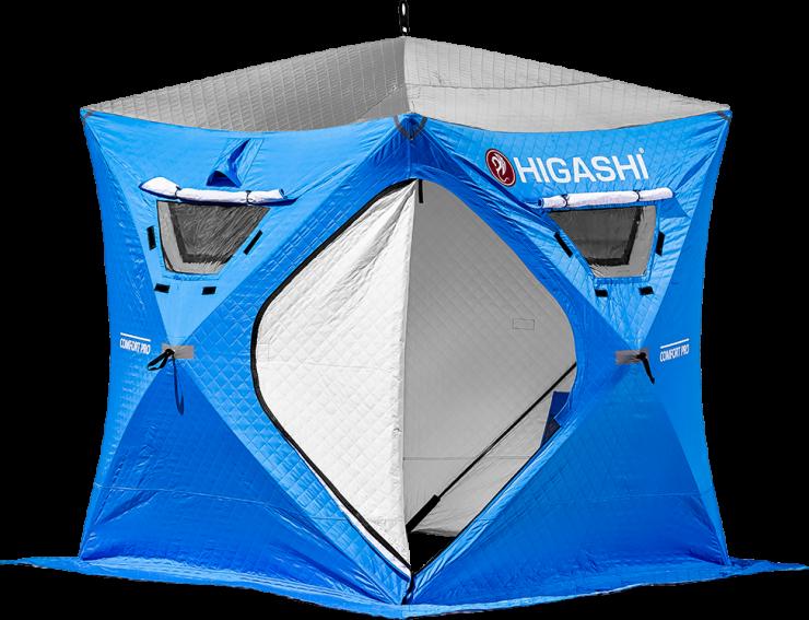 Палатка зимняя HIGASHI COMFORT PRO DC