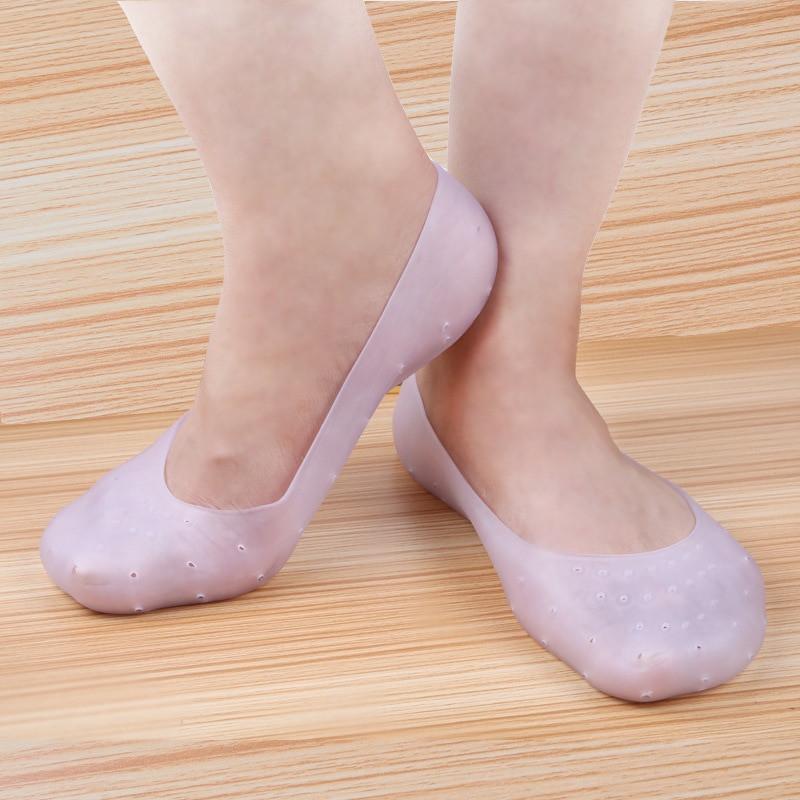 Силиконовые носочки Anti-Crack Silicone Socks
