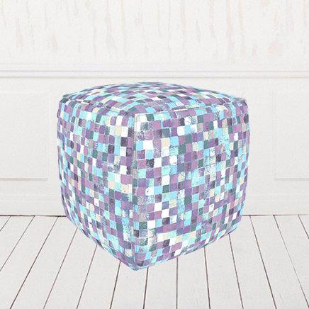 Пуфик-кубик Смальта 02
